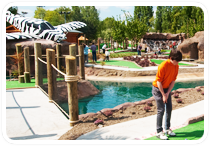 Lost Island Adventure Golf Sidcup