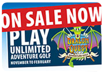 Unlimited Adventure Golf