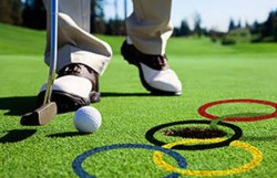 Golf at the Olympics