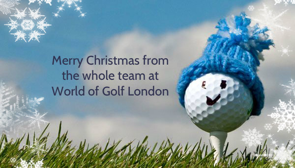 Christmas at World of Golf London