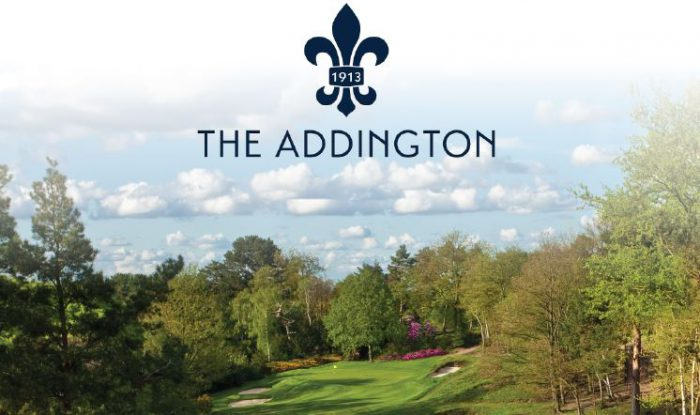 The Addington golf course